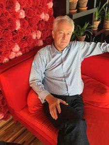 Christopher Long editor, founder of OCH Editoral