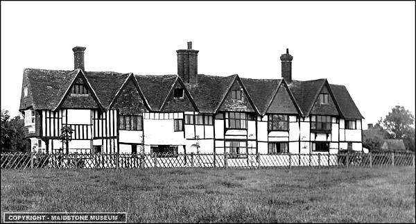 Old Cloth Hall, Biddenden, home of OCH Editorial